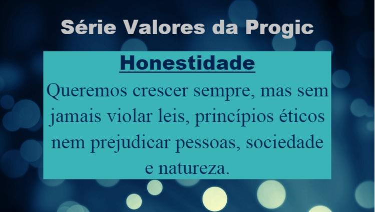 valores progic