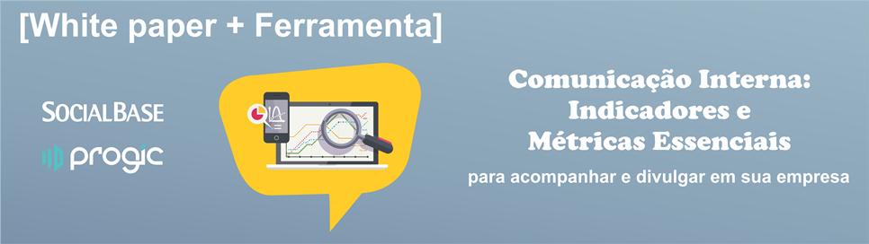 mensurar a comunicação interna
