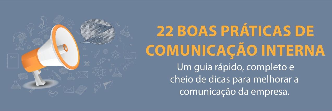 boas práticas de comunicação interna