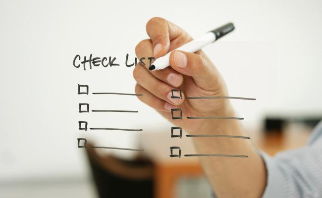 checklist para um projeto de tv corporativa