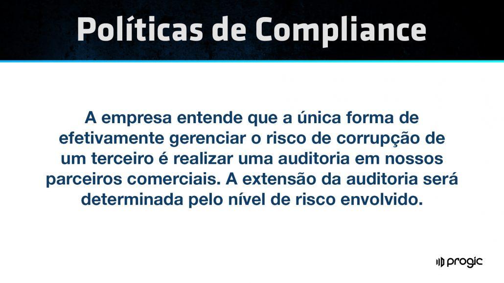 exemplos de endomarketing - conteúdos de compliance