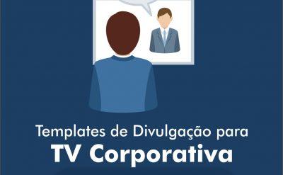 banner de tv corporativa