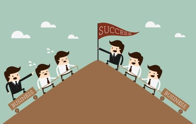 liderança para motivação empresarial