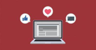 engajamento através da rede social e da tv corporativa