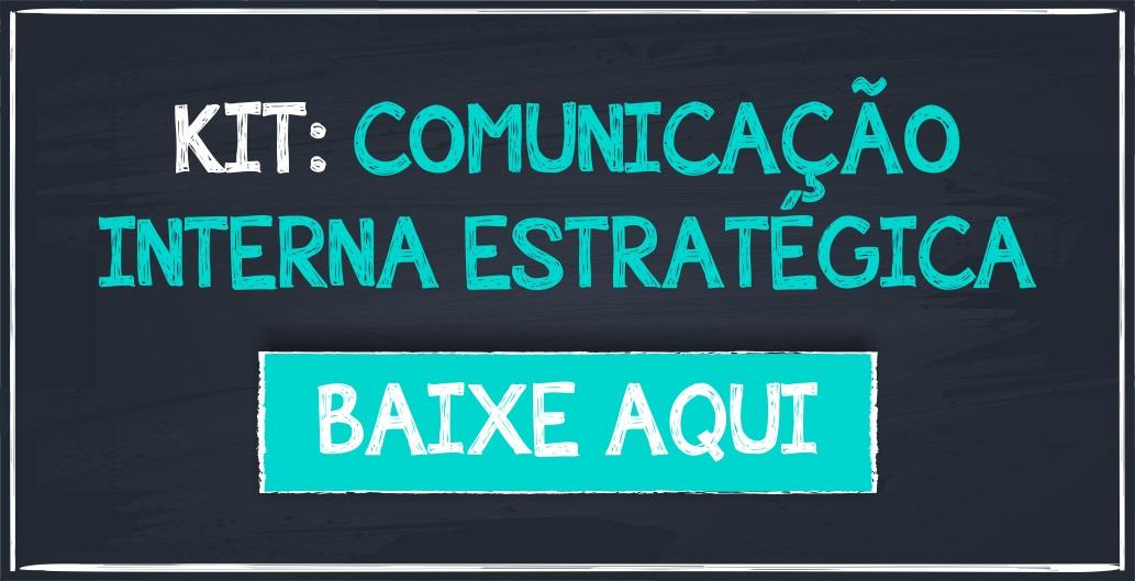kit da comunicação interna estratégica