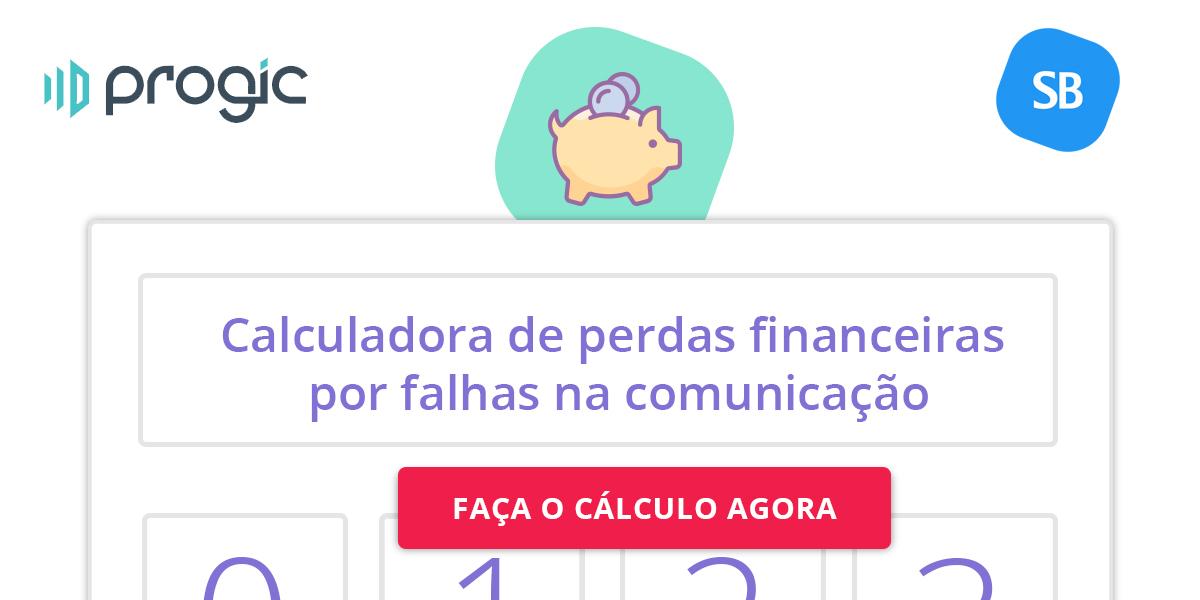 cta calculadora falha comunicação