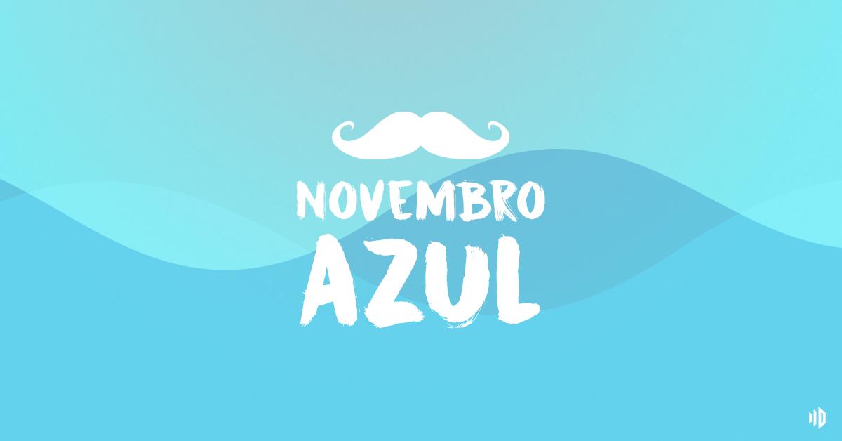 Resultado de imagem para novembro azul logo png