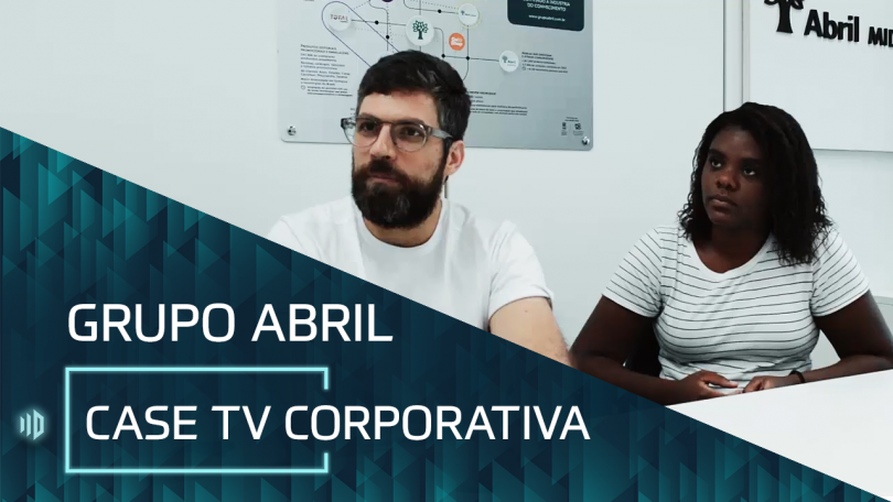 case de tv corporativa grupo abril