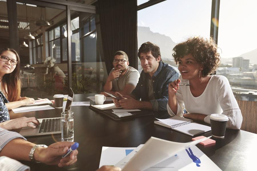 comunicacao com empregados