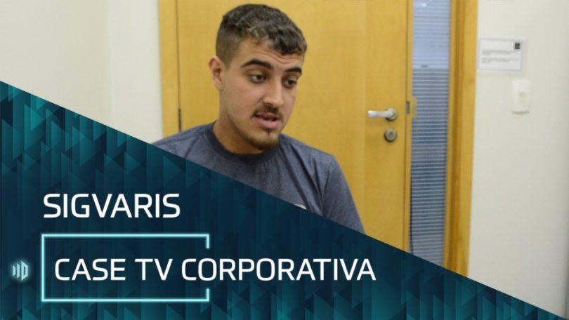 case de tv corporativa sigvaris