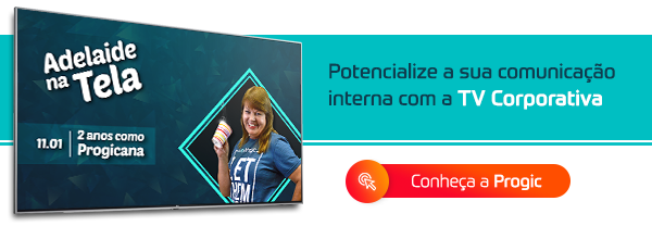 software para tv corporativa progic