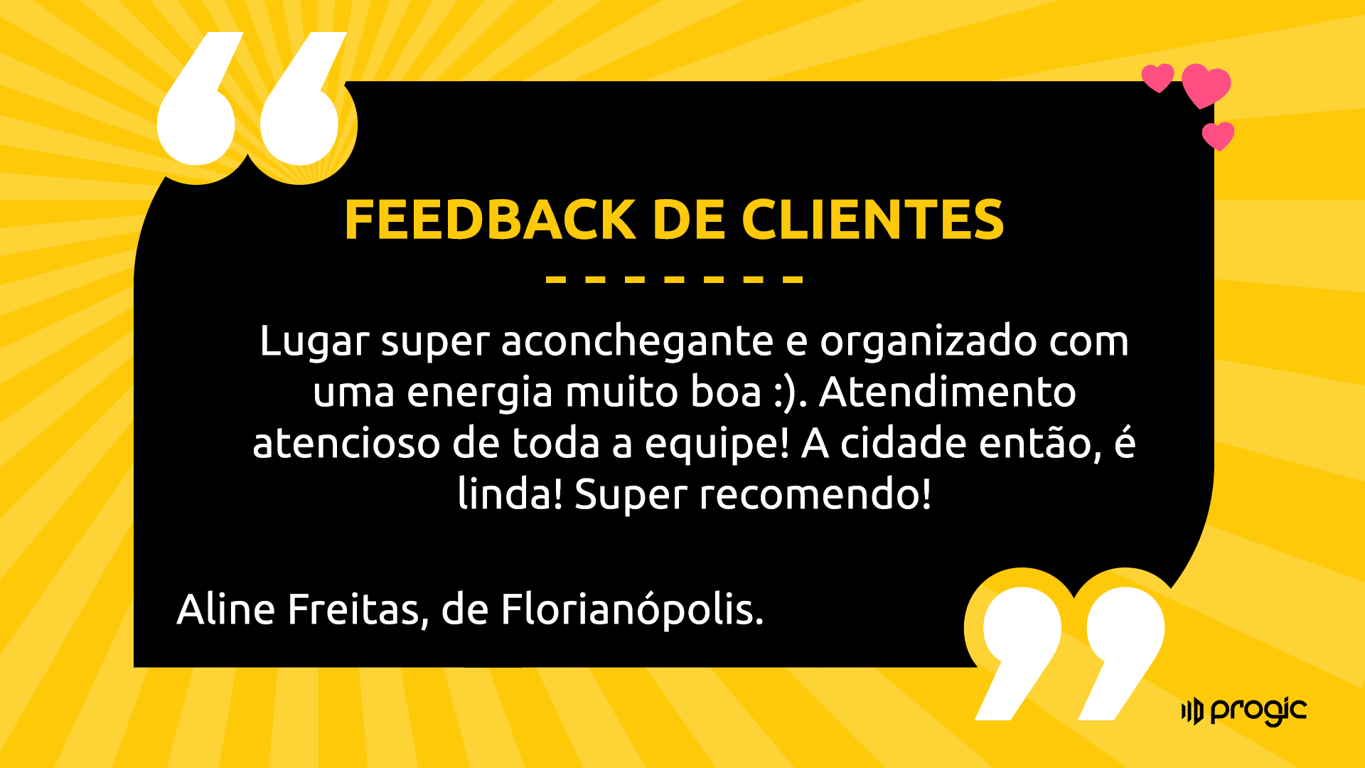 progic-tv-corporativa-para-hotelaria-template-feedback-de-cliente