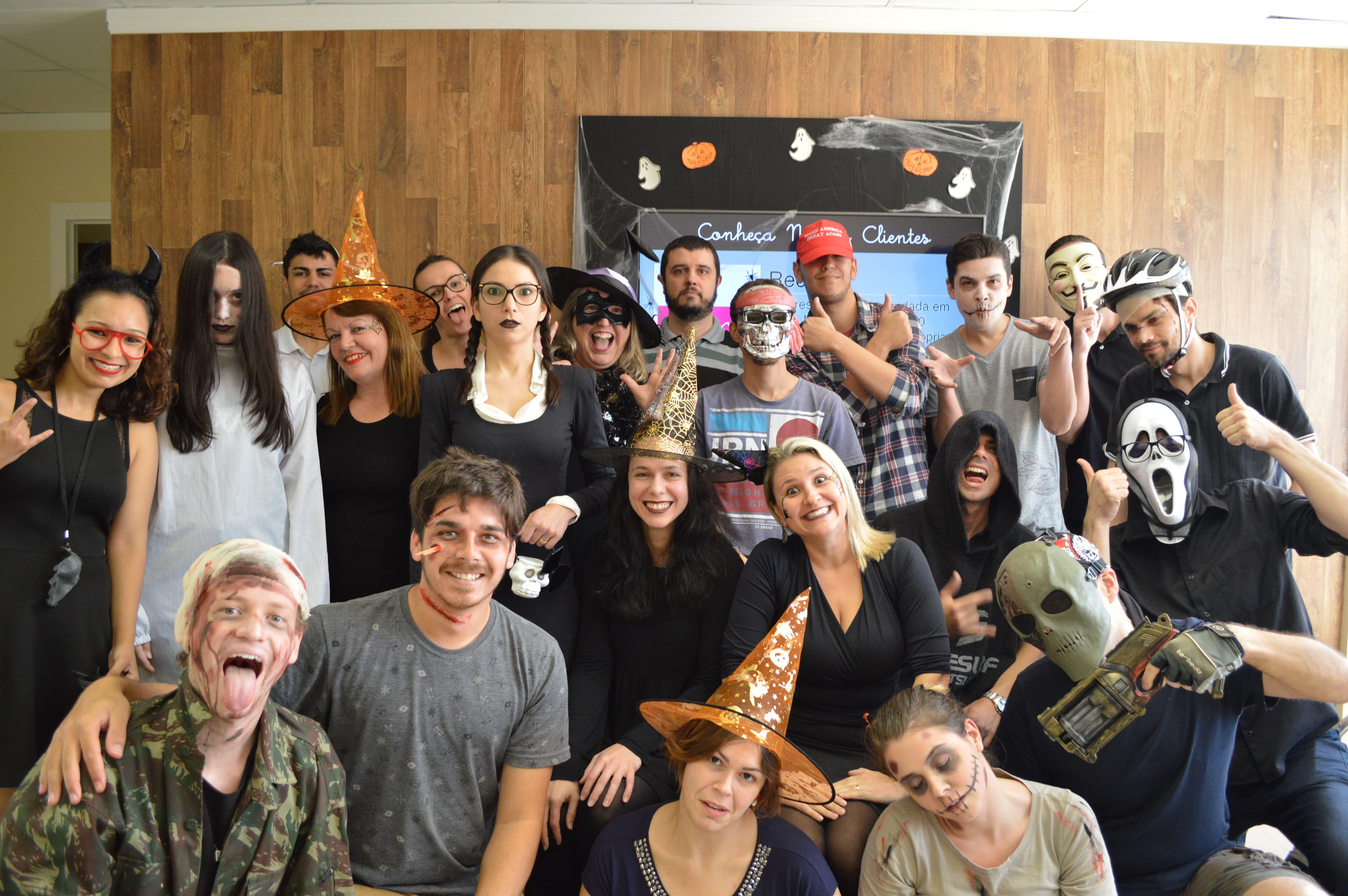 Halloween nas Empresas - 10 Ideias de Endomarketing